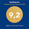 Katerini Pierias accommodation - Mythic Hotel